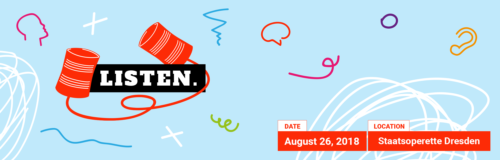 TEDxDresden 2018 web banner